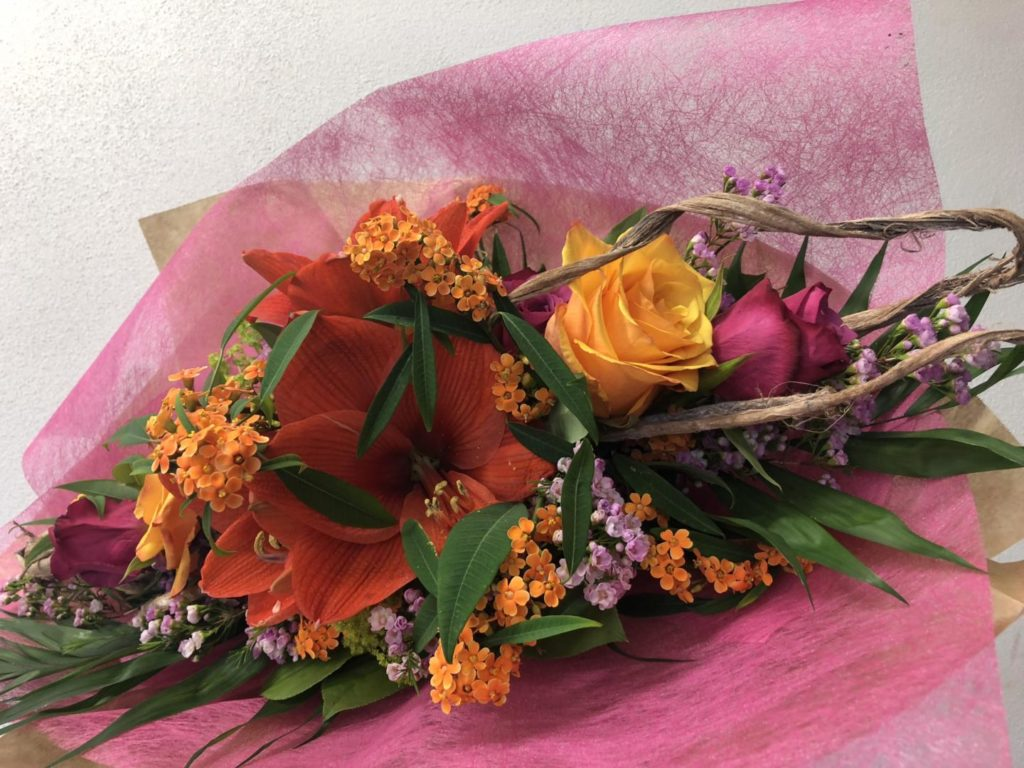 fleurs coupees